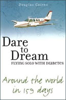 Dare to dream, book written by Douglas Cairns